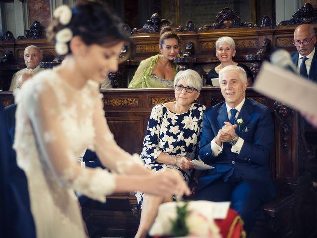 Il matrimonio di Luca e Silvia a Grottaferrata, Roma 11
