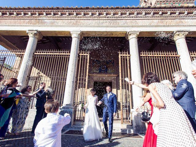 Il matrimonio di Luca e Silvia a Grottaferrata, Roma 12