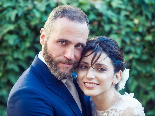 Il matrimonio di Luca e Silvia a Grottaferrata, Roma 21