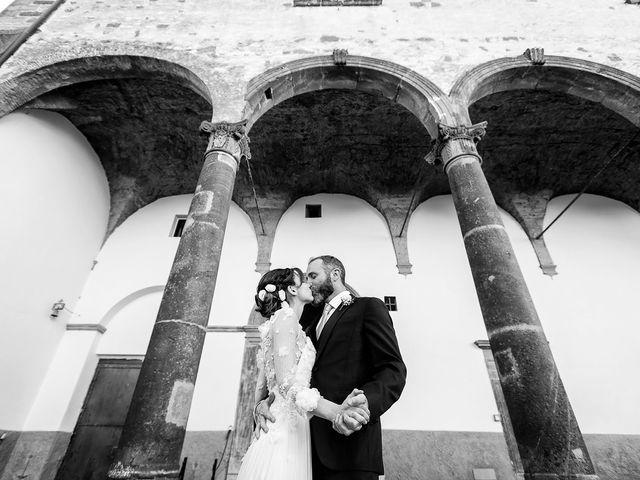 Il matrimonio di Luca e Silvia a Grottaferrata, Roma 2