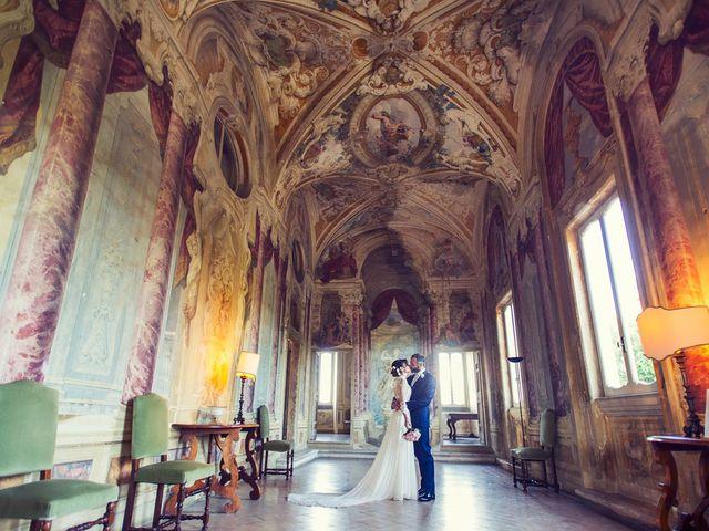 Il matrimonio di Luca e Silvia a Grottaferrata, Roma 22