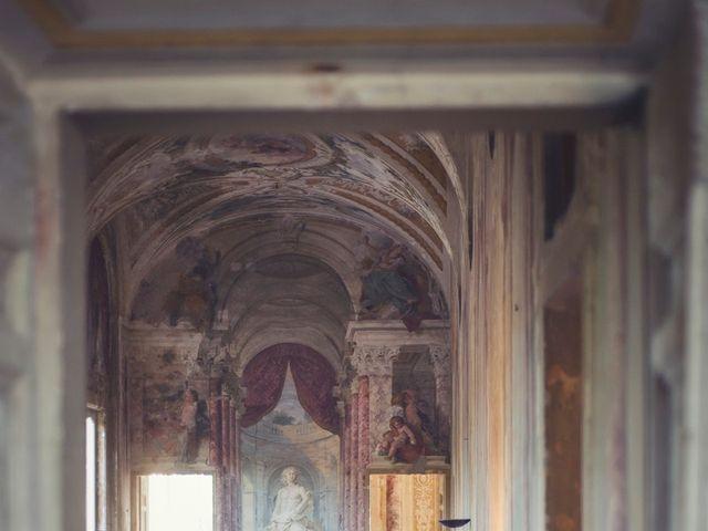 Il matrimonio di Luca e Silvia a Grottaferrata, Roma 23