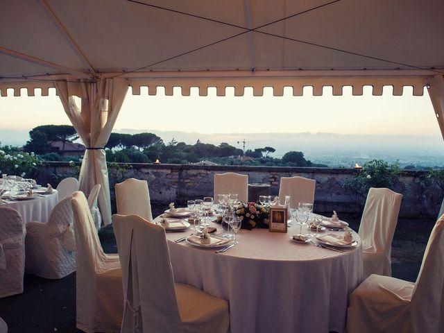Il matrimonio di Luca e Silvia a Grottaferrata, Roma 26