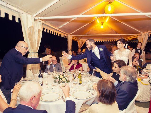 Il matrimonio di Luca e Silvia a Grottaferrata, Roma 27