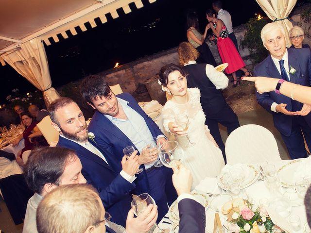Il matrimonio di Luca e Silvia a Grottaferrata, Roma 28