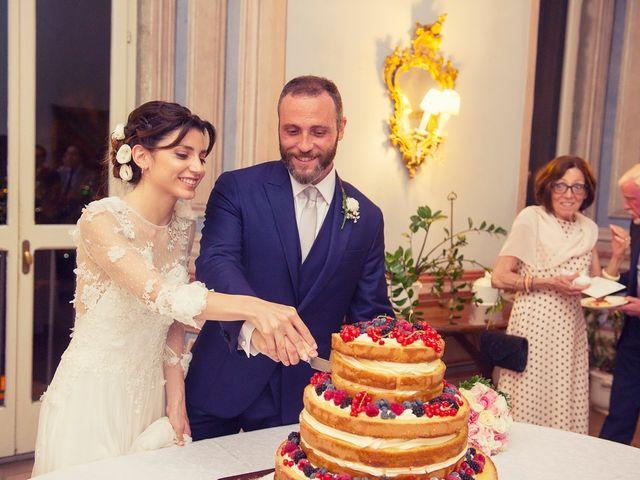 Il matrimonio di Luca e Silvia a Grottaferrata, Roma 29