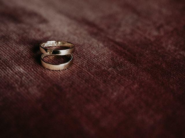 Il matrimonio di Johannes e Silvia a Piglio, Frosinone 13