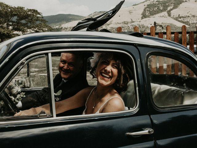 Il matrimonio di Johannes e Silvia a Piglio, Frosinone 26