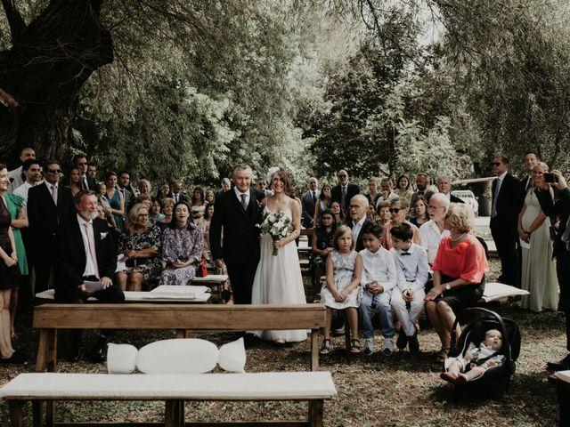 Il matrimonio di Johannes e Silvia a Piglio, Frosinone 29