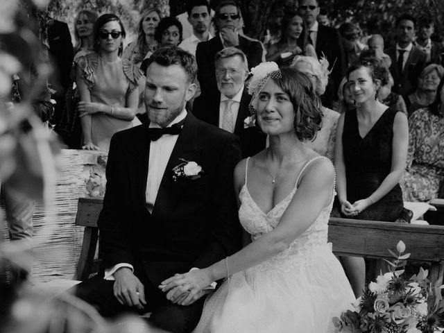 Il matrimonio di Johannes e Silvia a Piglio, Frosinone 34