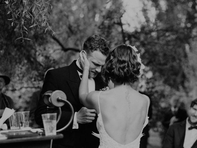 Il matrimonio di Johannes e Silvia a Piglio, Frosinone 40