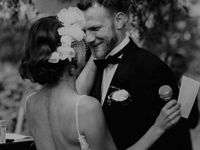 Il matrimonio di Johannes e Silvia a Piglio, Frosinone 41