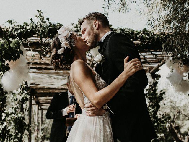 Il matrimonio di Johannes e Silvia a Piglio, Frosinone 44