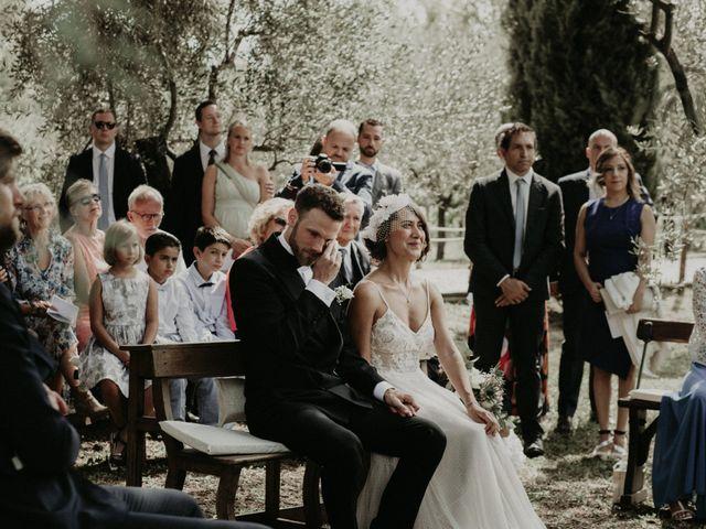 Il matrimonio di Johannes e Silvia a Piglio, Frosinone 46