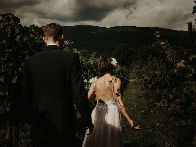 Il matrimonio di Johannes e Silvia a Piglio, Frosinone 48
