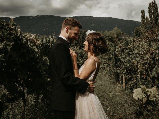 Il matrimonio di Johannes e Silvia a Piglio, Frosinone 49