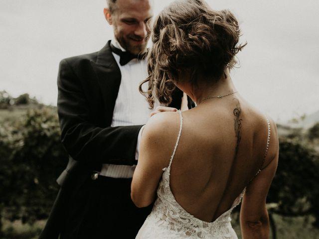Il matrimonio di Johannes e Silvia a Piglio, Frosinone 51