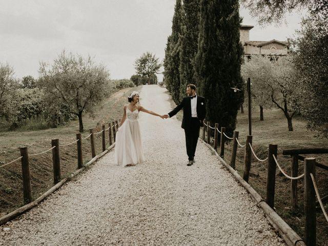 Il matrimonio di Johannes e Silvia a Piglio, Frosinone 52