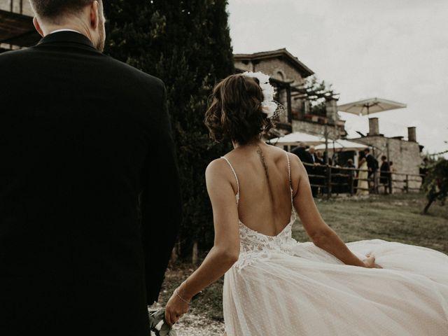 Il matrimonio di Johannes e Silvia a Piglio, Frosinone 57