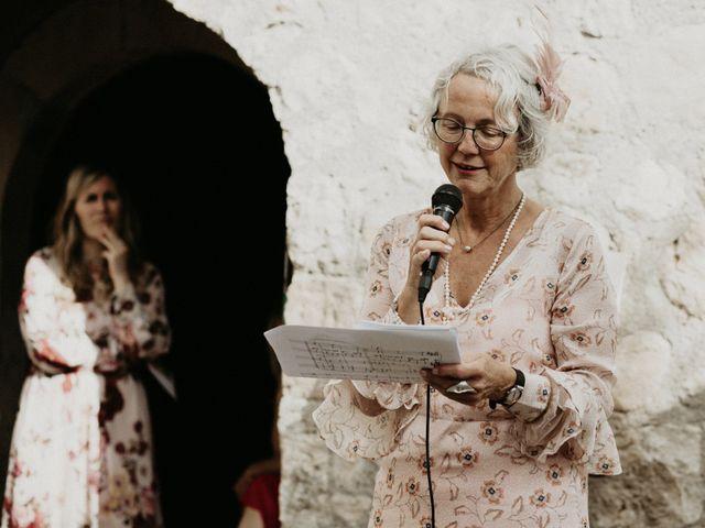 Il matrimonio di Johannes e Silvia a Piglio, Frosinone 60