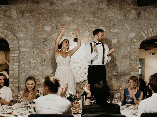 Il matrimonio di Johannes e Silvia a Piglio, Frosinone 64