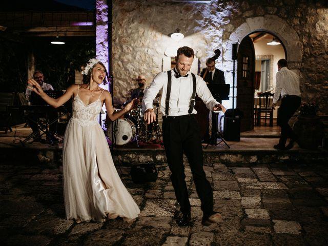 Il matrimonio di Johannes e Silvia a Piglio, Frosinone 68