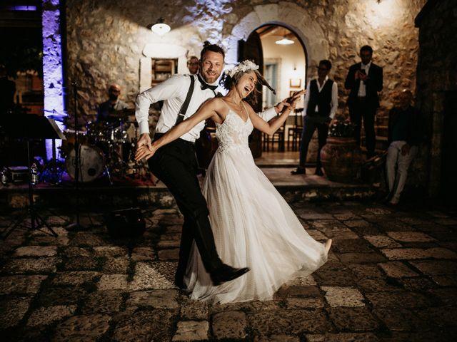 Il matrimonio di Johannes e Silvia a Piglio, Frosinone 69