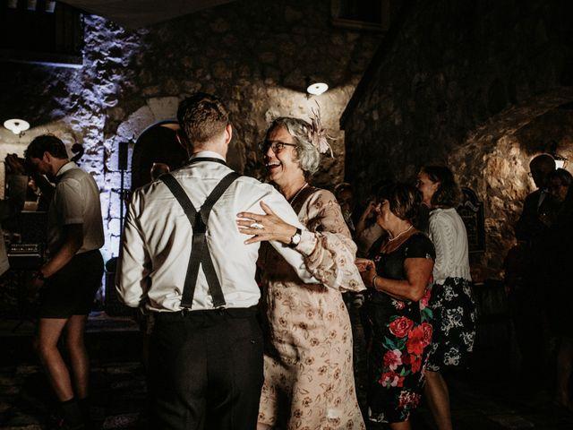 Il matrimonio di Johannes e Silvia a Piglio, Frosinone 70