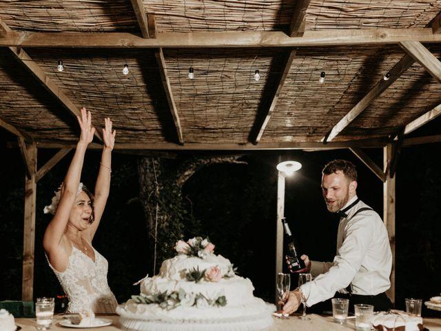 Il matrimonio di Johannes e Silvia a Piglio, Frosinone 75