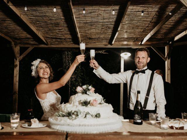 Il matrimonio di Johannes e Silvia a Piglio, Frosinone 76