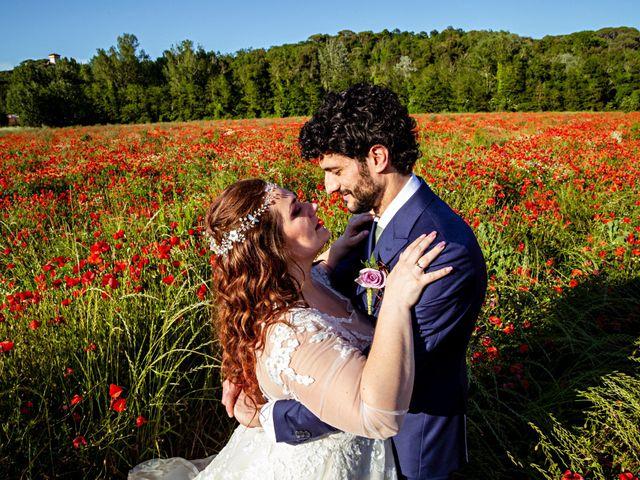 Le nozze di Francesca e Sandro