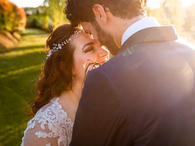 Il matrimonio di Sandro e Francesca a Montaione, Firenze 22