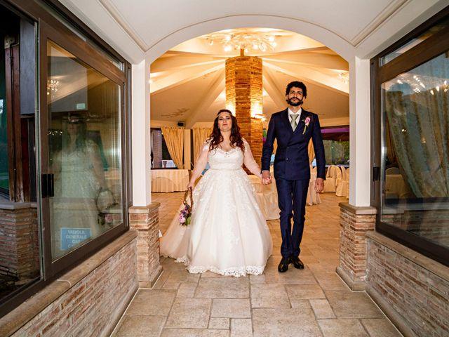 Il matrimonio di Sandro e Francesca a Montaione, Firenze 27