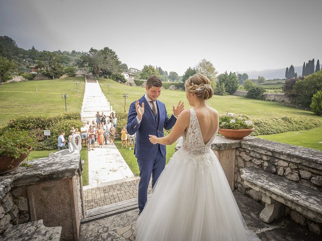 Il matrimonio di Tim e Judith a Caprino Veronese, Verona 12