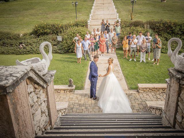 Il matrimonio di Tim e Judith a Caprino Veronese, Verona 13