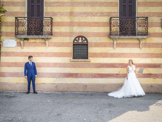 Il matrimonio di Tim e Judith a Caprino Veronese, Verona 18