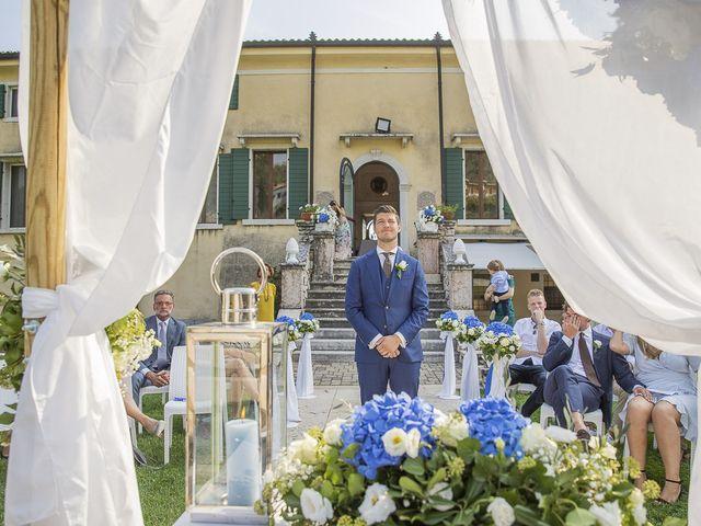 Il matrimonio di Tim e Judith a Caprino Veronese, Verona 21