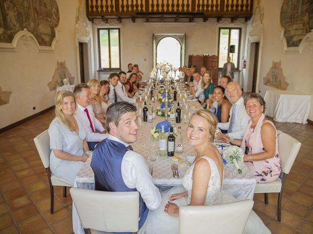 Il matrimonio di Tim e Judith a Caprino Veronese, Verona 28