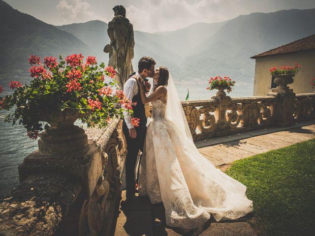 Le nozze di Lucy e Brian