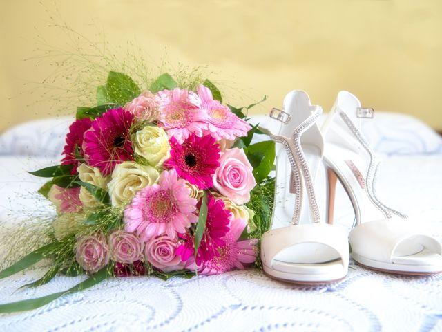 Il matrimonio di Omar e Francesca a Roncello, Monza e Brianza 4