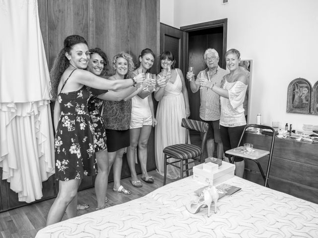 Il matrimonio di Omar e Francesca a Roncello, Monza e Brianza 6