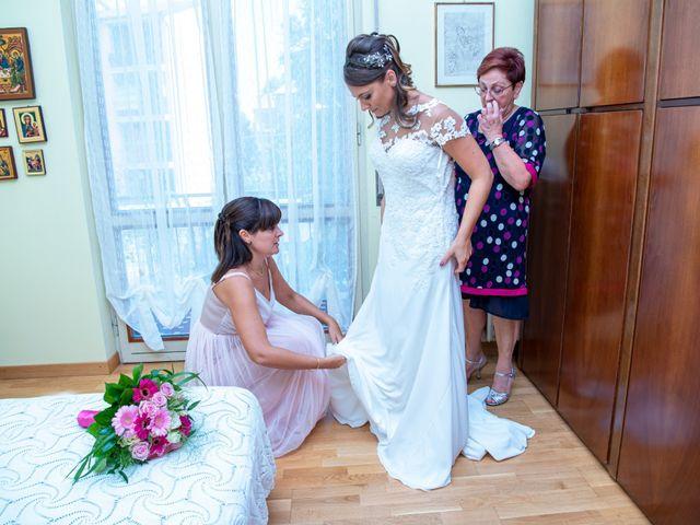 Il matrimonio di Omar e Francesca a Roncello, Monza e Brianza 7
