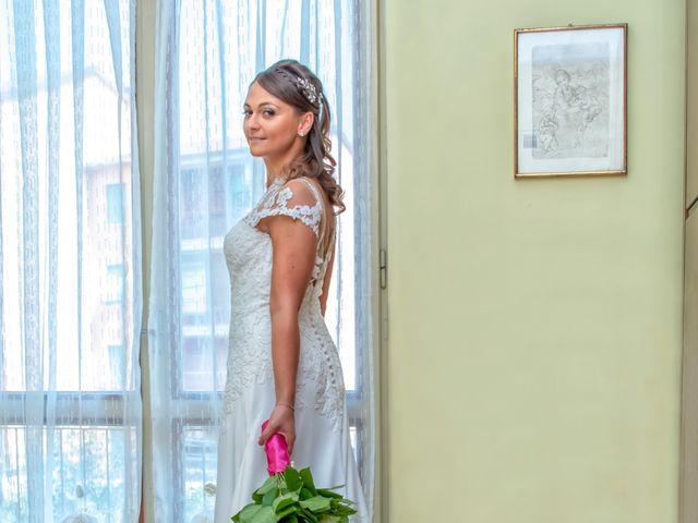 Il matrimonio di Omar e Francesca a Roncello, Monza e Brianza 9