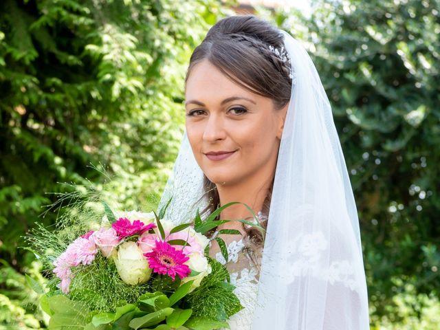 Il matrimonio di Omar e Francesca a Roncello, Monza e Brianza 12