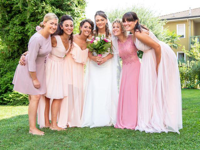 Il matrimonio di Omar e Francesca a Roncello, Monza e Brianza 13