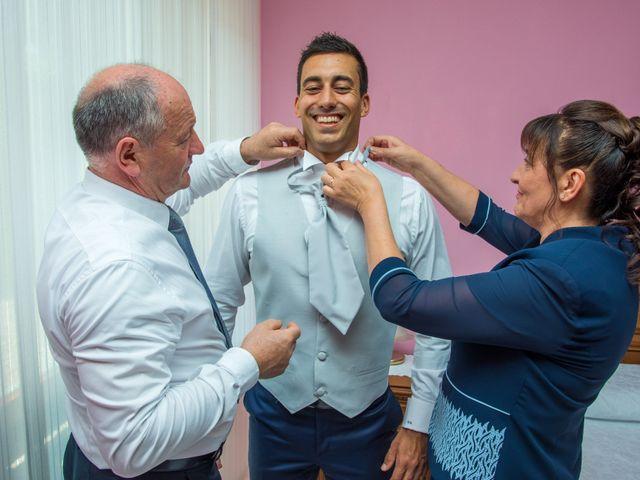 Il matrimonio di Omar e Francesca a Roncello, Monza e Brianza 20