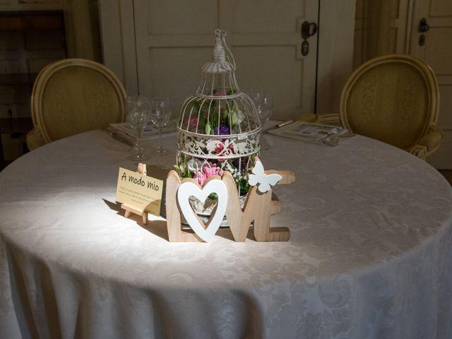 Il matrimonio di Omar e Francesca a Roncello, Monza e Brianza 25