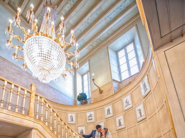 Il matrimonio di Omar e Francesca a Roncello, Monza e Brianza 27