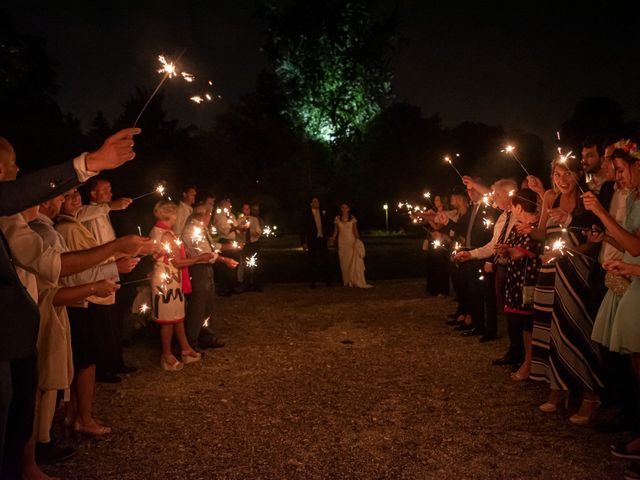 Il matrimonio di Omar e Francesca a Roncello, Monza e Brianza 34