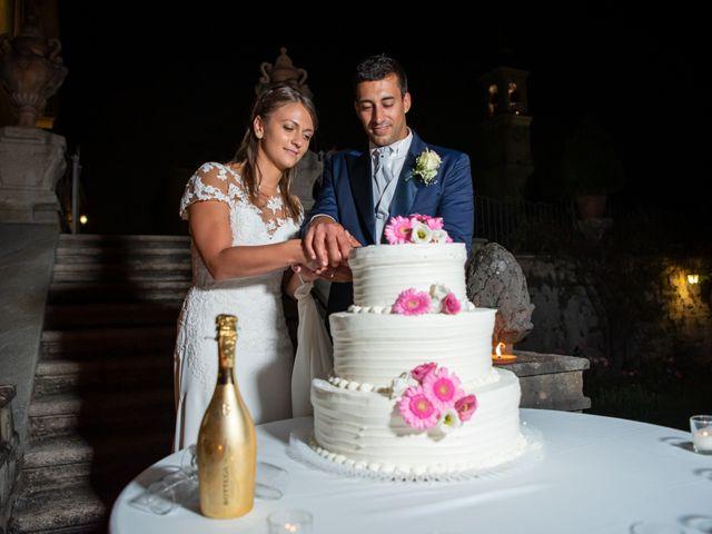 Il matrimonio di Omar e Francesca a Roncello, Monza e Brianza 35